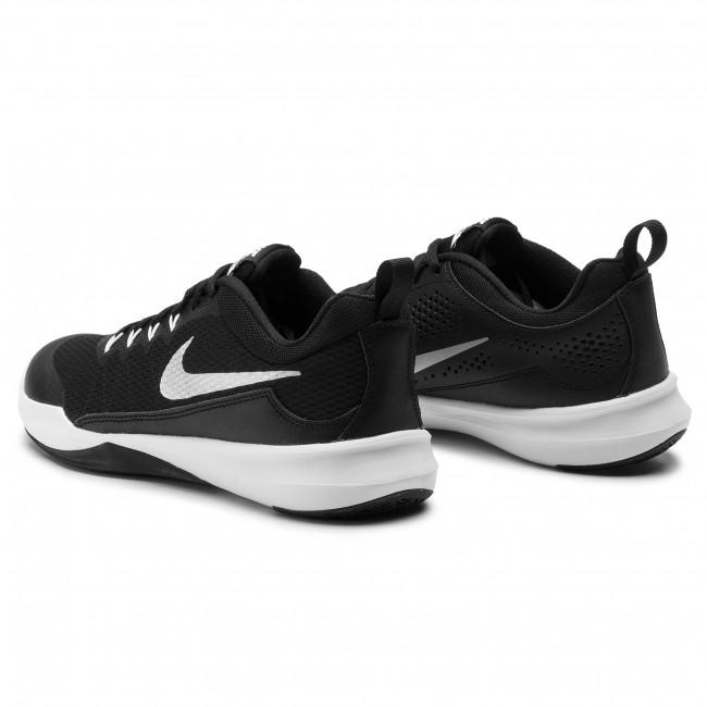 more photos 6a2e1 6f721 Shoes NIKE - Legend Trainer 924206 001 Black Metallic Silver White