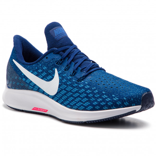 91bf8ad18f6 Shoes NIKE - Air Zoom Pegasus 35 942851 404 Indigo Force White Photo Blue