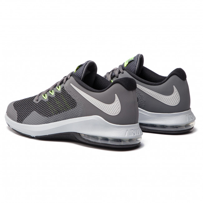 ce618c471231 Shoes NIKE - Air Max Alpha Trainer AA7060 006 Dark Grey Metallic Silver
