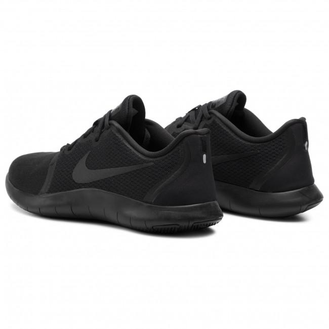 75973cacbafa9 Shoes NIKE - Flex Contact 2 AA7398 003 Black Black - Indoor ...