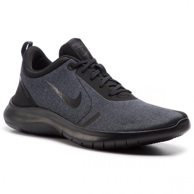 b9522e279422f Shoes NIKE - Flex Experience Rn 8 AJ5900 007 Black Black Anthracite ...