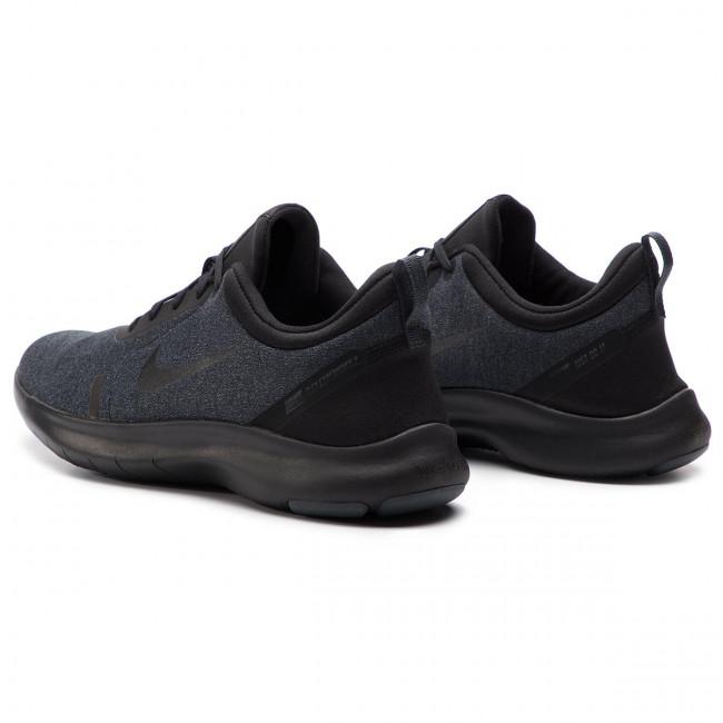 4d1ddc0fe2 Shoes NIKE - Flex Experience Rn 8 AJ5900 007 Black/Black/Anthracite ...