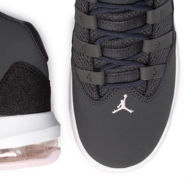 competitive price 1d8b6 9f775 Shoes NIKE - Jordan Max Aura (GS) AQ9249 060 Anthracite Pink Foam Black -  Sneakers - Low shoes - Women s shoes - www.efootwear.eu