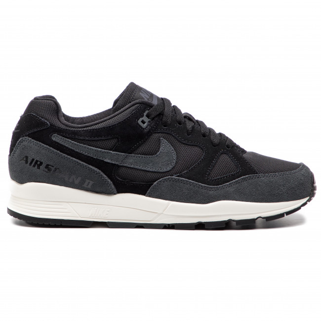 huge discount db111 ef057 Shoes NIKE - Air Span II Se Sp19 BQ6052 Black Anthracite Pale Ivory