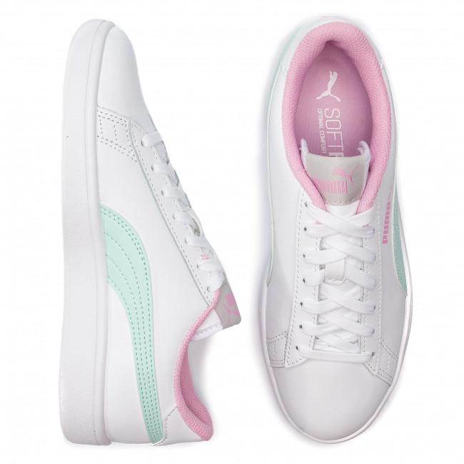 Puma Sneakers Smash V2 L Jr 365170 11 WhiteFair AquaPale