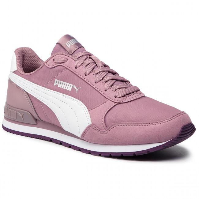 b73cf69eebe Sneakers PUMA - St Runner V2 NL 365278 16 Elderberry/Puma White ...