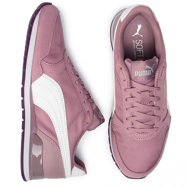 86daeede0 Sneakers PUMA - St Runner V2 NL 365278 16 Elderberry Puma White Indigo -  Sneakers - Low shoes - Women s shoes - www.efootwear.eu