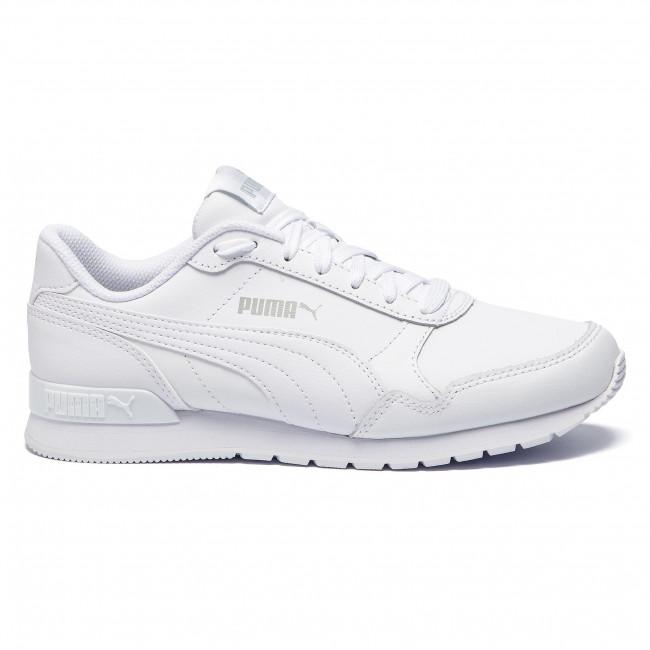 St Runner v2 L Jr 366959 02 Puma White