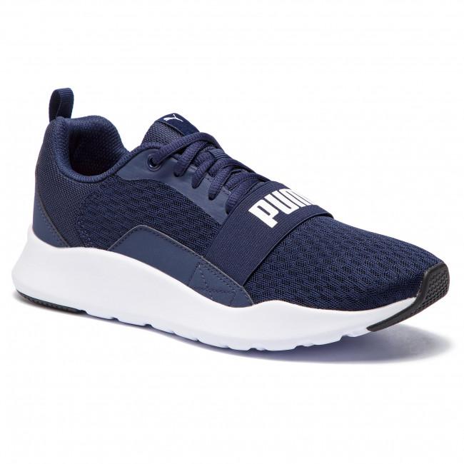 5b1414ec3752 Shoes PUMA - Puma Wired 366970 03 Peacoat Peacoat Puma White ...