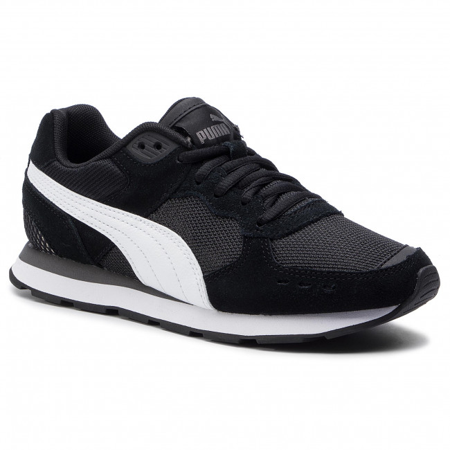 e8c25dbdc375 Sneakers PUMA - Vista 369539 01 Puma Black Puma White - Sneakers ...