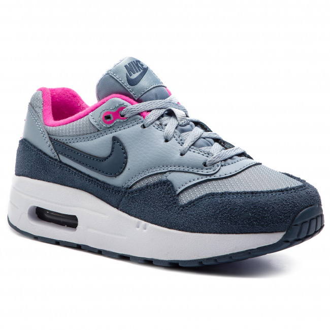new style cd655 66924 Shoes NIKE - Air Max 1 (PS) 807606 400 Obsidian Mist Monsoon Blue