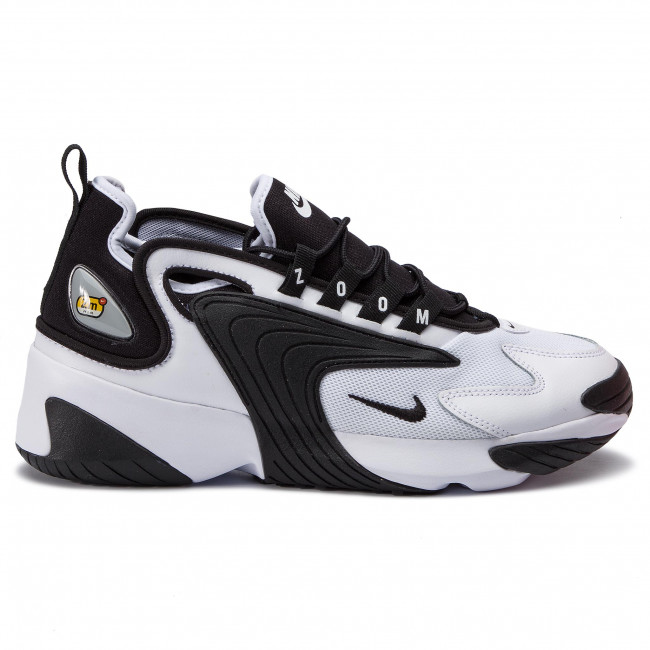 639d7a07ca64 Shoes NIKE - Zoom 2K AO0269 101 White Black - Sneakers - Low shoes ...