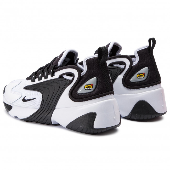 best service c9c9f 0390a Shoes NIKE - Zoom 2K AO0269 101 White Black