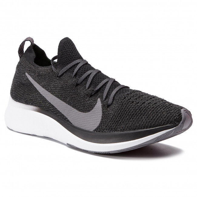 new style e8219 dfed2 Shoes NIKE. Zoom Fly Fk AR4561 001 Black Gunsmoke White