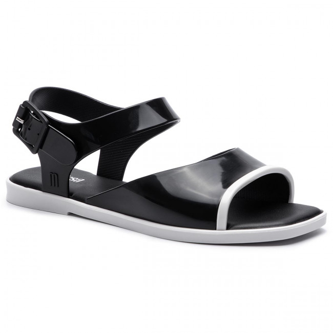 74976dd6f Sandals MELISSA - Crush Ad 32431 Black White 51492 - Casual sandals ...