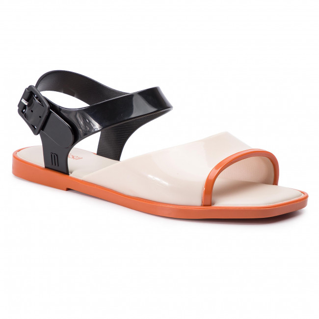 d5577db0d Sandals MELISSA - Crush Ad 32431 Beige Orange Black 53514 - Casual ...