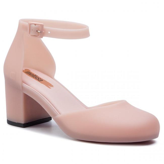 953c5452ee Shoes MELISSA - Femme High Ad 32547 Pink Black 51647 - Heels - Low ...