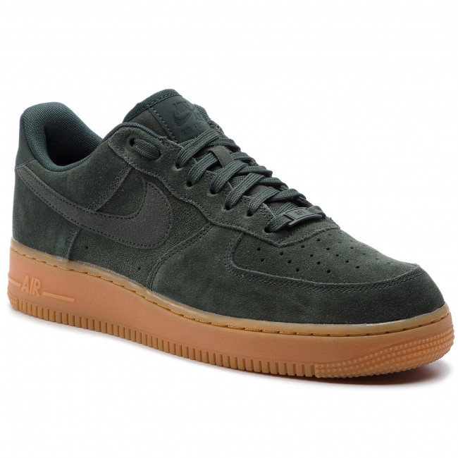 promo code 22641 ac116 Shoes NIKE. Air Force 1  07 Lv8 Suede AA1117 300 Outdoor Green Outdoor Green