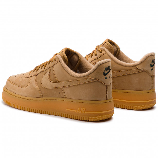 new product c8360 15d10 Shoes NIKE - Air Force 1  07 Wb AA4061 200 Flax Flax Gum