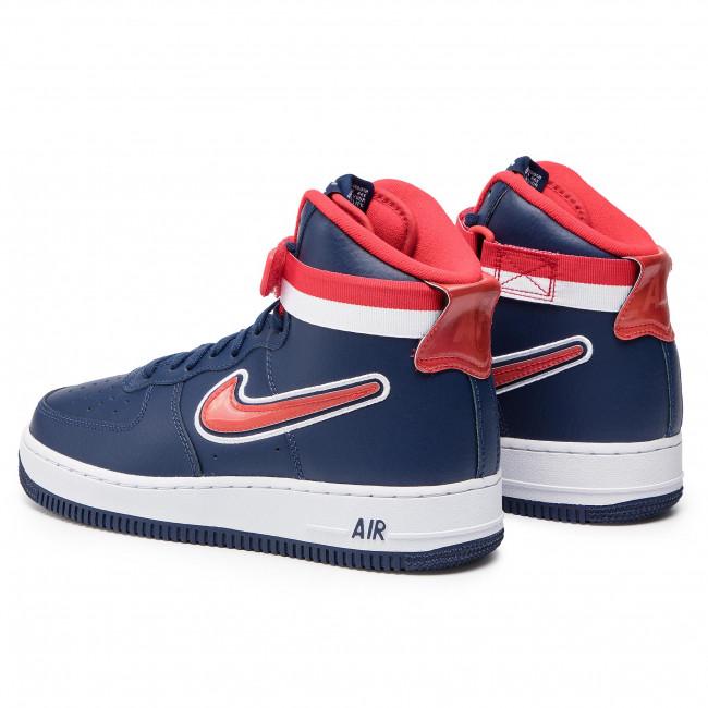 finest selection 214d1 15d06 Shoes NIKE - Air Force 1 High  07 Lv 8 Sport AV3938 400 Midnight Navy