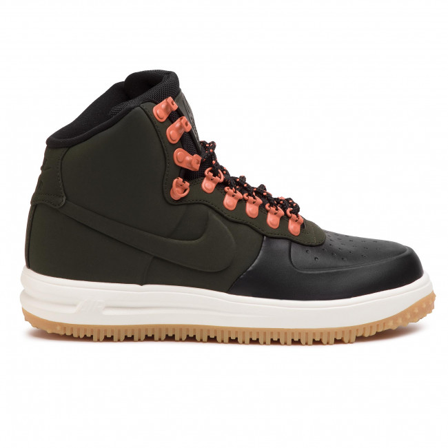 dbd3a8a9552 Shoes NIKE - Lunar Force 1 Duckboot  18 BQ7930 004 Black Sequoia ...