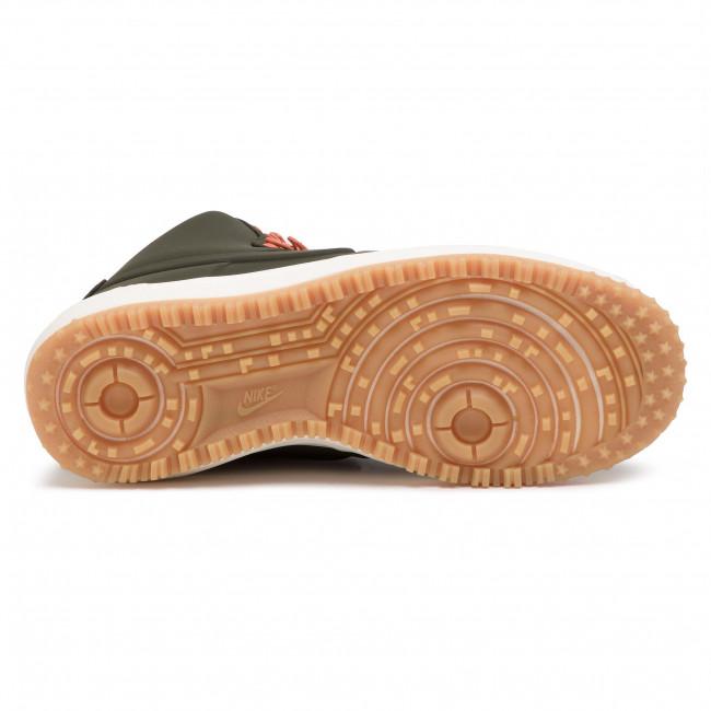 release date b6643 a9c00 Shoes NIKE - Lunar Force 1 Duckboot  18 BQ7930 004 Black Sequoia Sail Noir  Voile Sequoia - Sneakers - Low shoes - Men s shoes - www.efootwear.eu