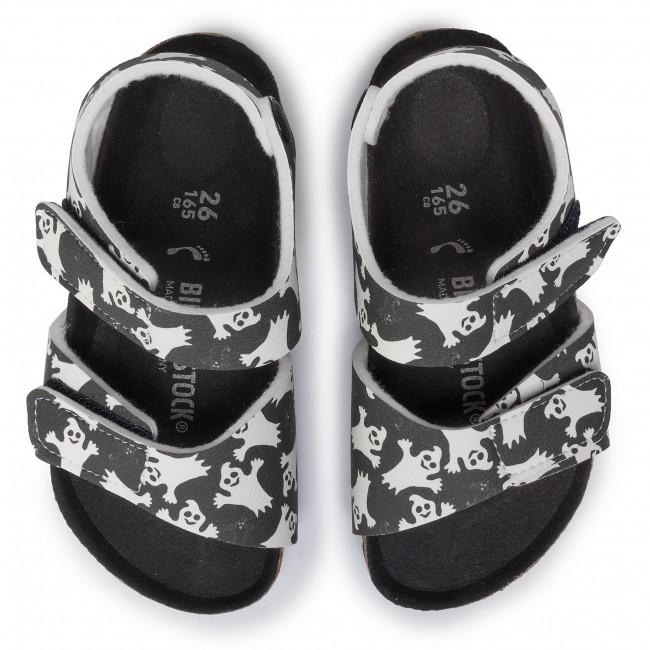 Sandals BIRKENSTOCK Palu Kids Bs 1014758 Night Glow Ghost Black