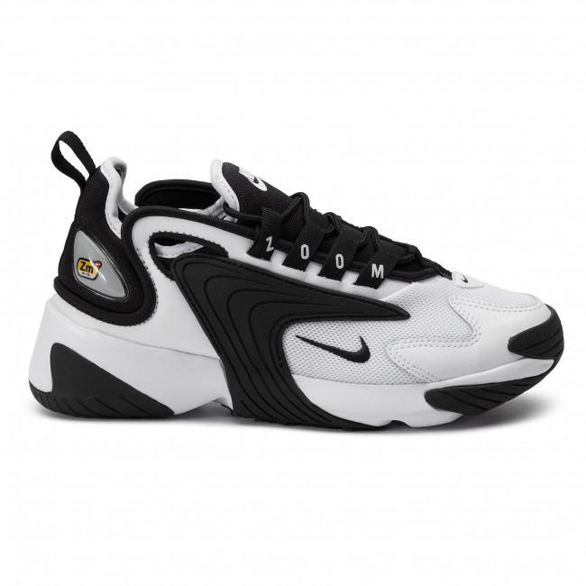 reputable site e9351 5dc9d Shoes NIKE - Zoom 2K AO0354 100 White Black