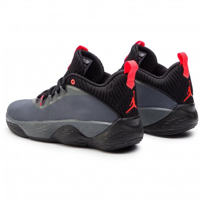 the latest a69d3 43758 Shoes NIKE - Jordan Super.Fly Mvp Low AO6223 001 Iron Grey Black