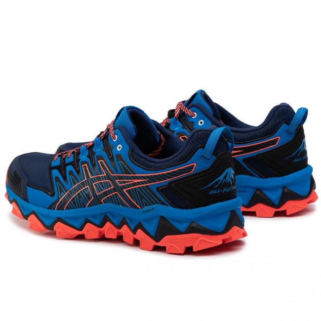 Shoes ASICS - Gel-FujiTrabuco 7 1011A197 Blue Expanse/Electric Blue 400