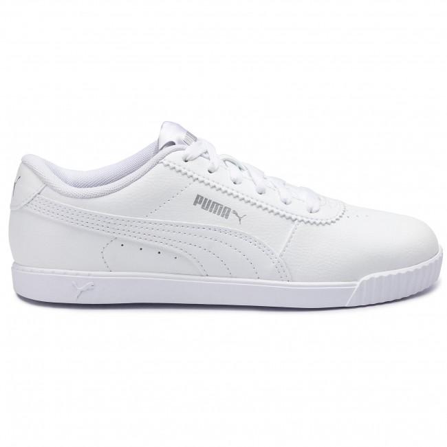 Sneakers PUMA - Carina slim SL 370548 02 Puma White/Puma White
