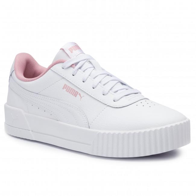 Sneakers PUMA Carina L Jr 370677 02 Puma WhitePuma White