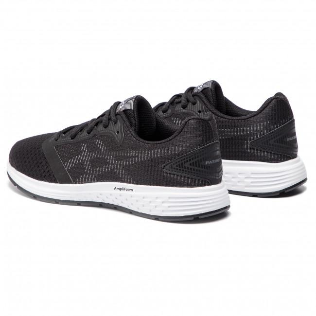 Shoes ASICS - Patriot 10 Gs 1014A025 Black/White 001 - Unisex ...