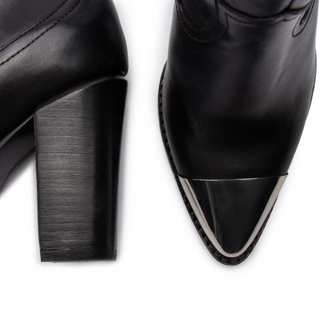Boots BRONX 34107 B BX 1217 Black 01