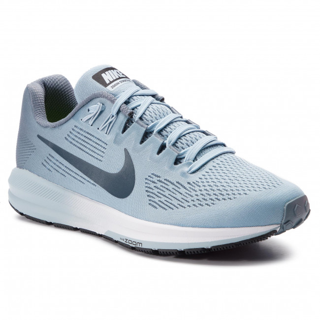 63d330d752dd2 Shoes NIKE - Air Zoom Structure 21 904701 400 Armory Blue Armory ...