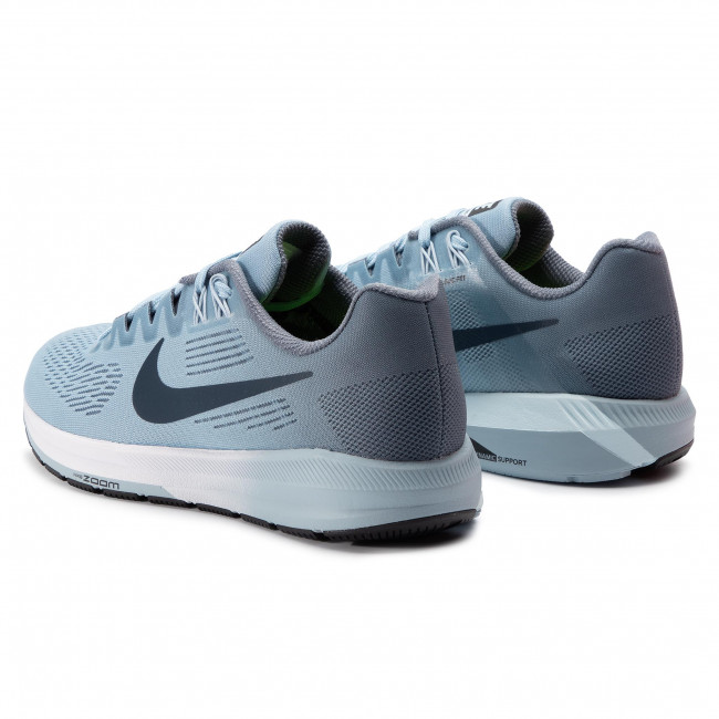 75e7489988db1 Shoes NIKE - Air Zoom Structure 21 904701 400 Armory Blue Armory Navy