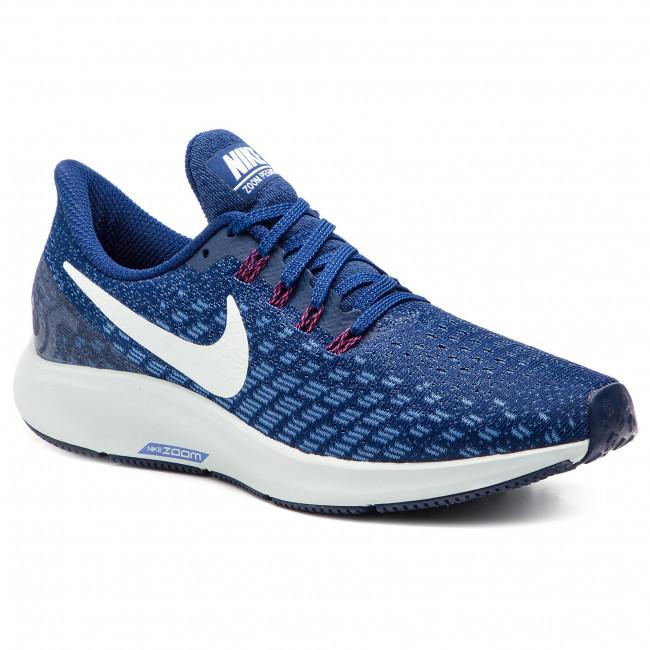 innovative design 1d648 eb4e1 Shoes NIKE - Air Zoom Pegasus 35 942855 404 Blue Void Ghost Aqua