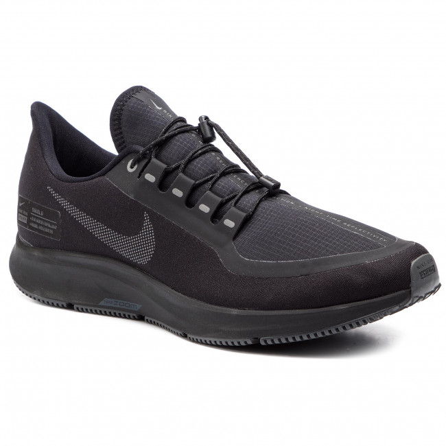 51a5bdae1a780 Shoes NIKE. Air Zm Pegasus 35 Shield AA1643 002 Black Anthracite Anthracite