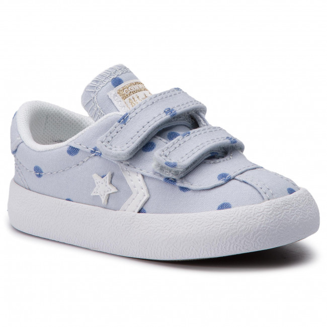 9fcfb0bf1943 Sneakers CONVERSE - Breakpoint 2V Ox 760757C Pure Platinum Nightfall Blue