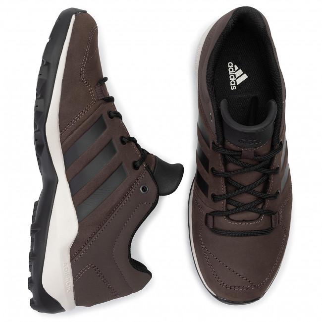 Shoes adidas Daroga Plus Lea B27270 BrownCblackSbrown
