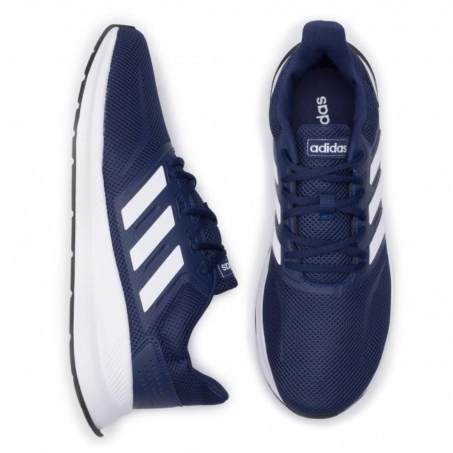 Shoes adidas - Runfalcon F36201 Dkblue