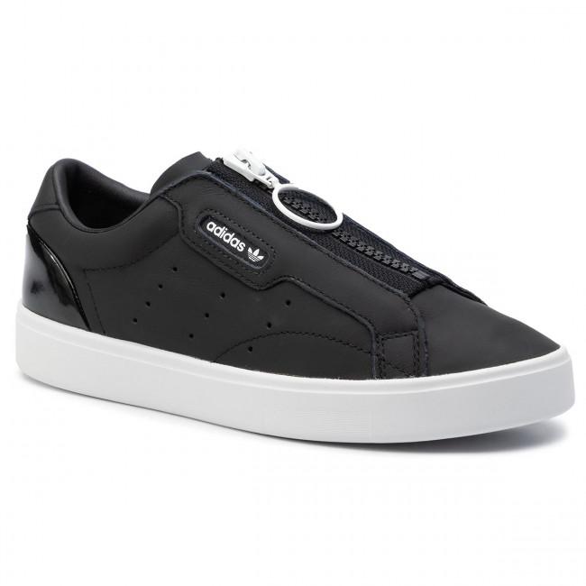 Shoes adidas Sleek Z W EF0695 CblackCblackCrywht