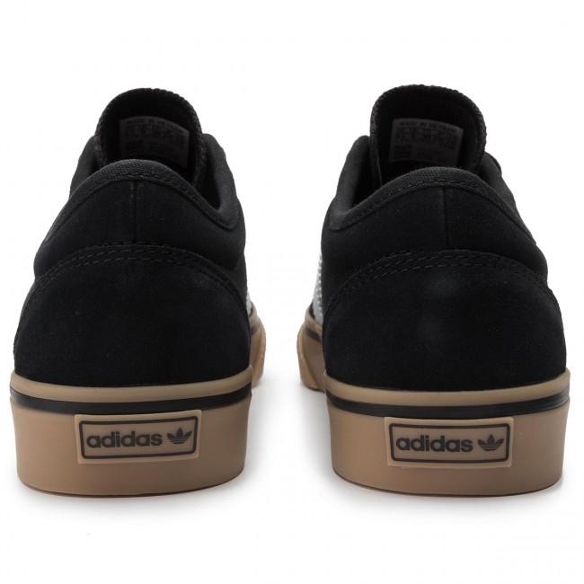 Zanahoria Petición Grupo  Shoes adidas - adi-Ease EE6107 Cblack/Ftwwht/Gum4 - Sneakers - Low shoes -  Women's shoes | efootwear.eu