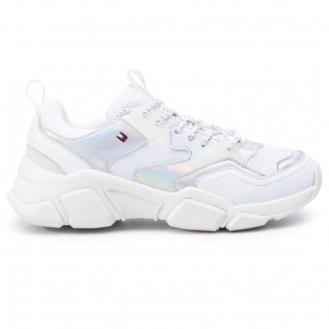 Wmns Iridescent Chunky Sneaker