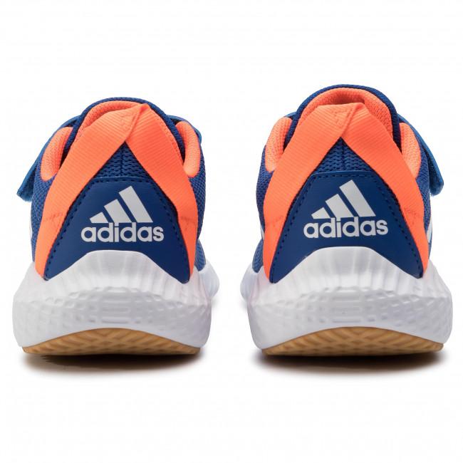 Shoes adidas Fortagym Cf K G27199 CroyalFtwwhtSorang