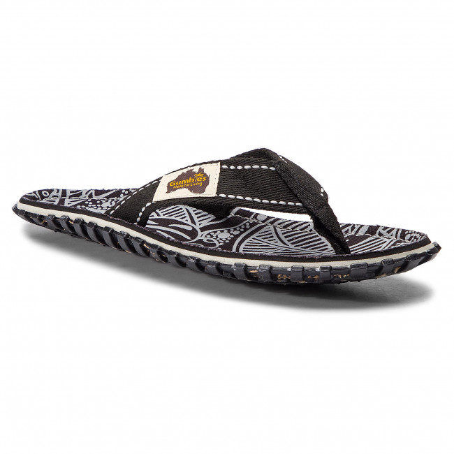 b27fc8e0c9d7 Slides GUMBIES - Islander Black Signature - Flip-flops - Mules and ...
