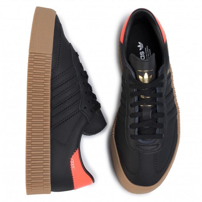 Shoes adidas Sambarose W EE7156 CblackCblackSolred