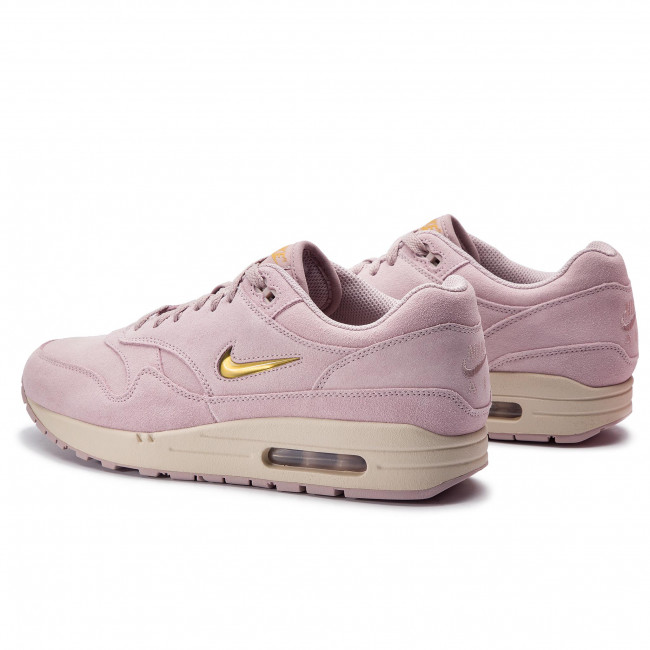 super popular c3671 00702 Shoes NIKE - Air Max 1 Premium Sc 918354 601 Particle Rose/Metallic Gold