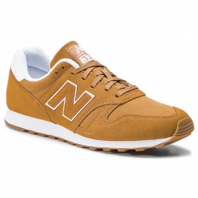 36205a22e3718 Sneakers NEW BALANCE - ML373MTB Brown - Sneakers - Low shoes - Men s ...