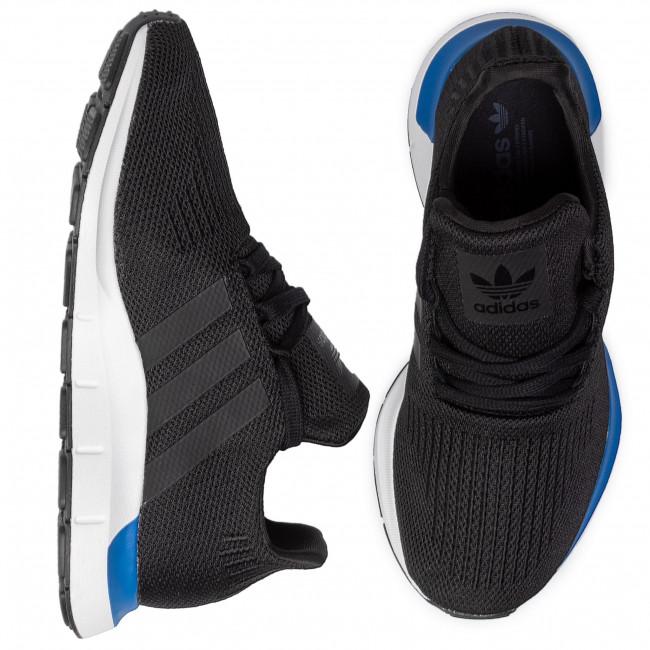 Shoes adidas Swift Run J EE7025 CblackCblackBlue